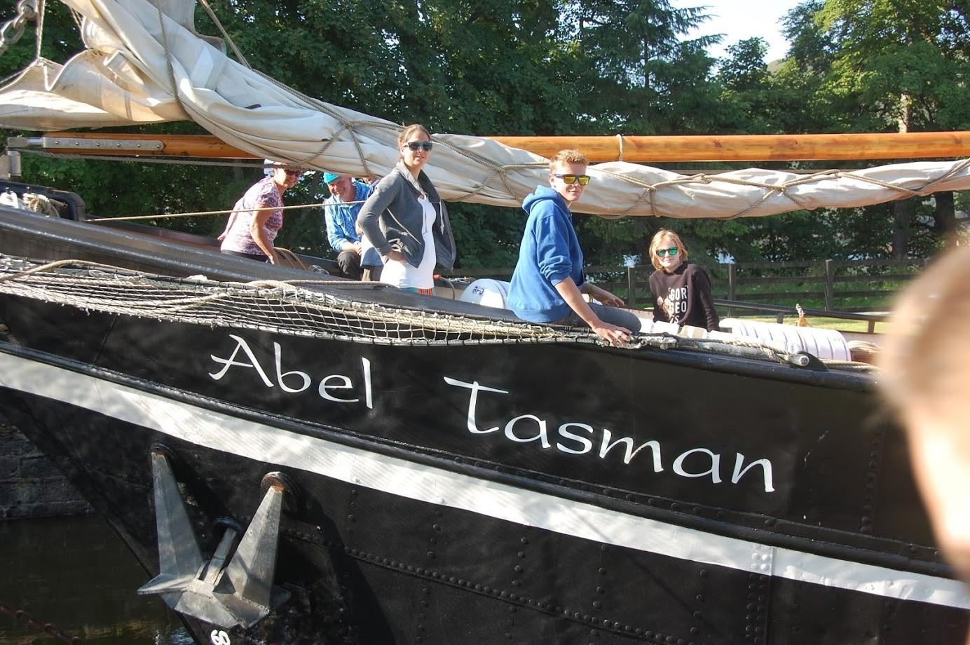 Weekend zeilen - ABEL TASMAN