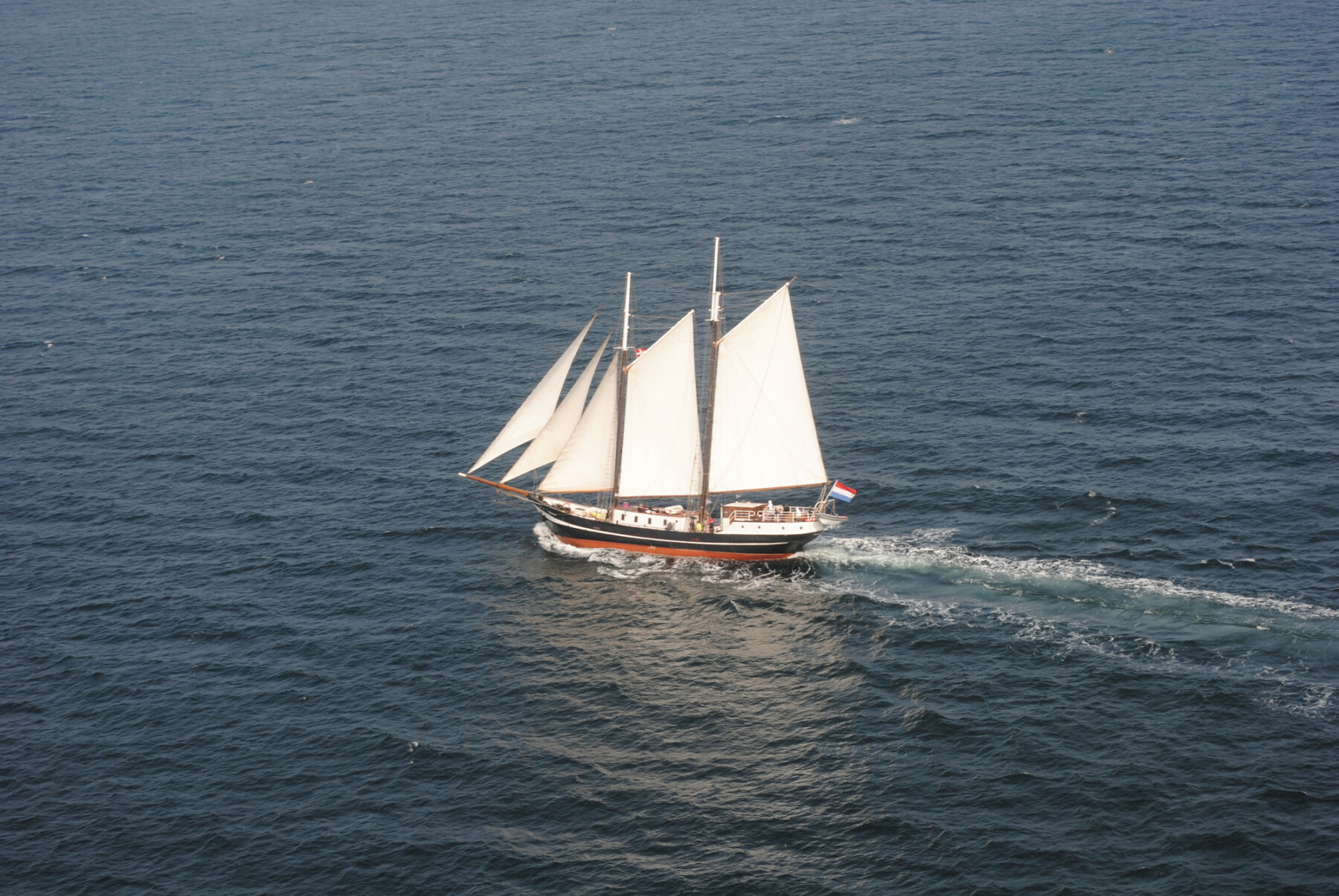 Dagtocht Hanse Sail 13 augustus