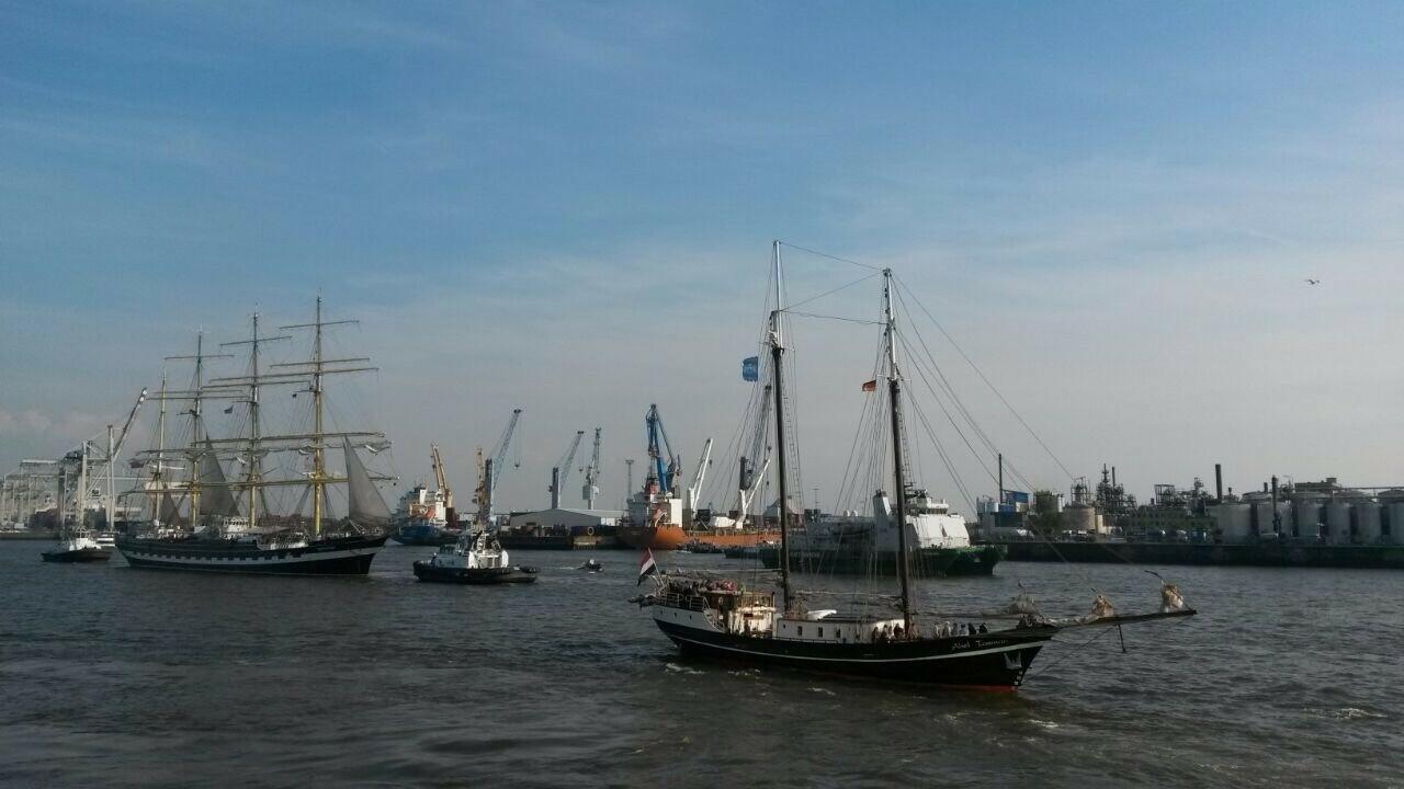 Havendagen Hamburg - ABEL TASMAN