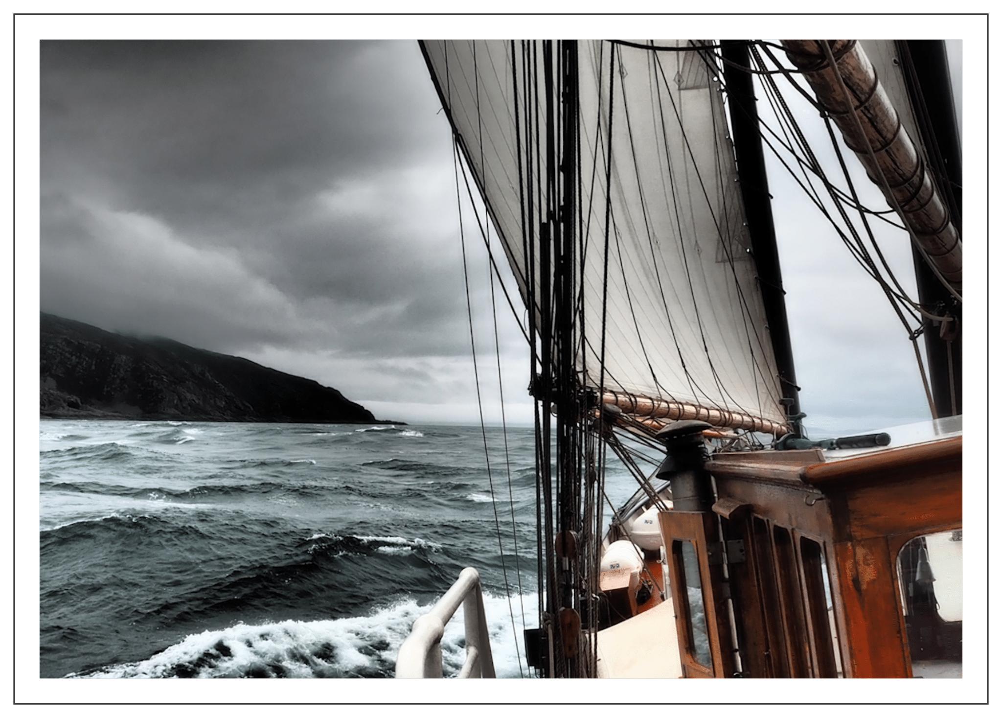 Postkaartenset Abel Tasman